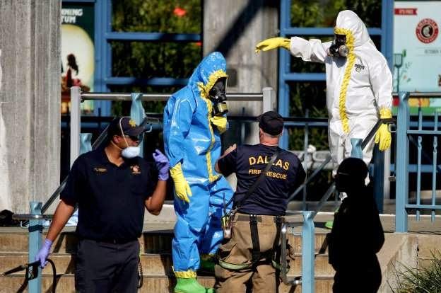 U.S. hospitals gird for Ebola panic as flu season looms