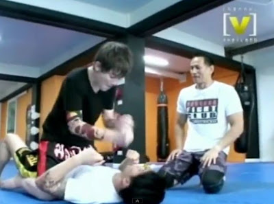Greyson Chance Shorts Boxing Video Bangkok Thailand 2012