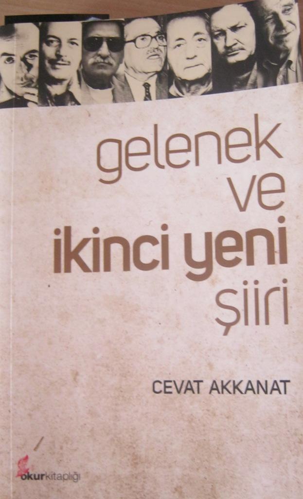 Imzalı Kitaplar Müzesi Gelenek Ve Ikinci Yeni şiiri Cevat Akkanat