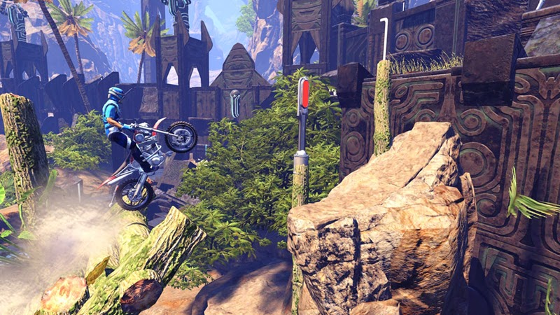 Trials Fusion Welcome to the Abyss