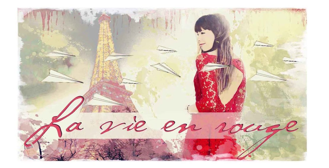 La vie en Rouge by Ellie