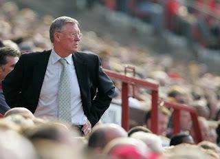 Sir Alex Ferguson, Manchester United id