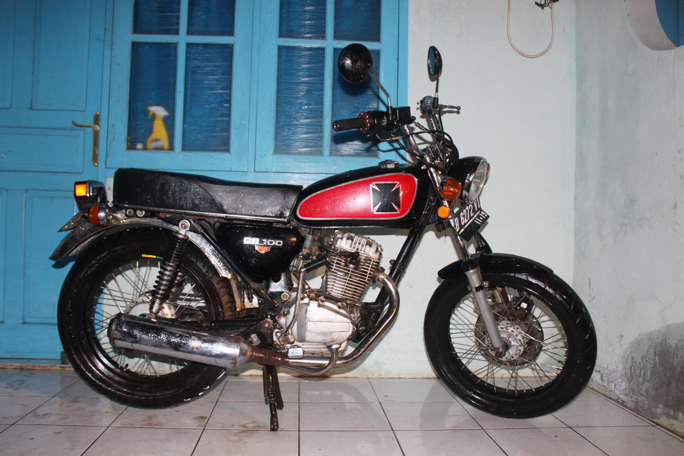 Jual Beli Segala Rupa Motor Honda CB 100 Siap Pakai