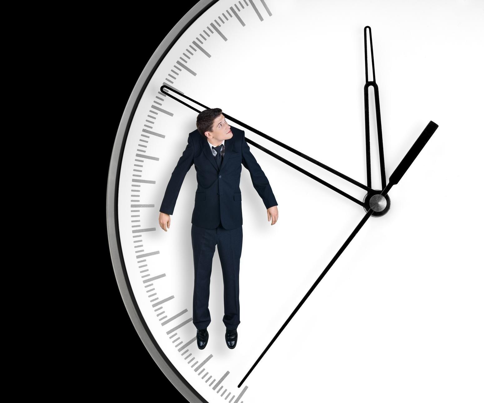 Presentation skills time management