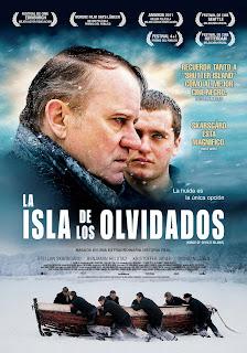 La isla de los olvidados Poster