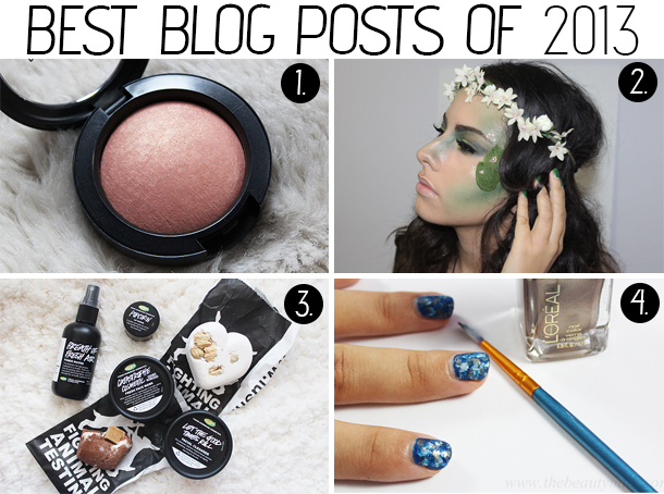 best beauty blog posts 2013