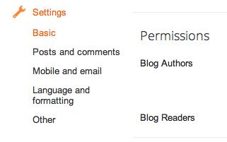 How to Add a Member to a Team Blog on Blogger.com : eAskme