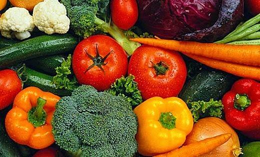 efecto secundario consumir verdura