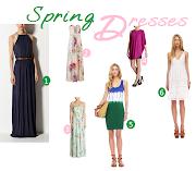 VESTIDOS DE PRIMAVERA / SPRING DRESSES vestidos primavera