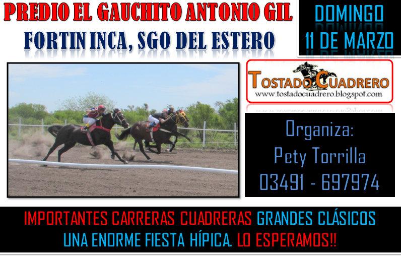 HÍPICO EL GAUCHITO GIL 11-3