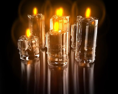 DescriptionDownload Wallpaper Of Candles 3d Animated In High Resolution Perfect For Your Computer