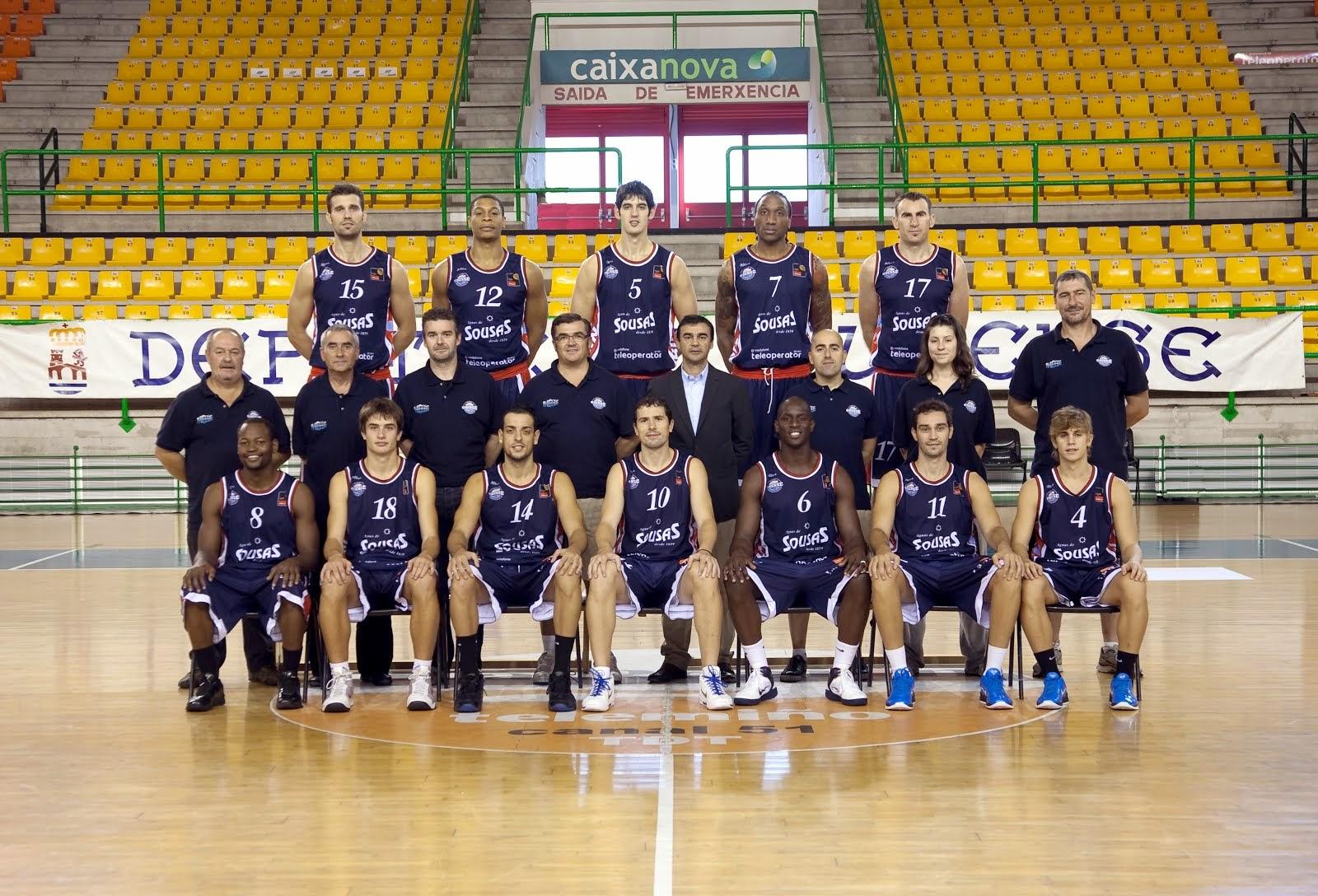 CLUB OURENSE B. 2010-2011. Liga LEB