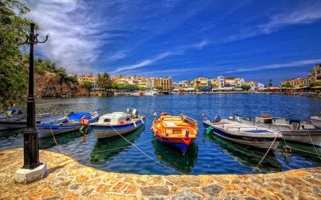 Рыбацкий домик в остров Родос
