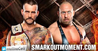 Watch WWE Hell in a Cell 2012 PPV Ryback vs CM Punk Online
