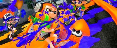 Splatoon para Wii U