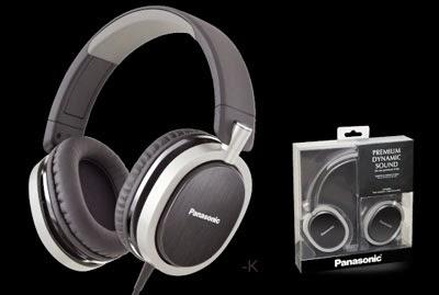Headphone Panasonic RP-HX550