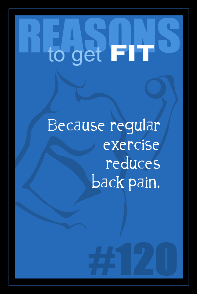 365 Reasons to Get Fit #120