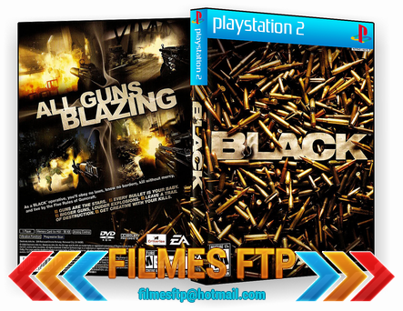 Black Legenda PT-BR PS2