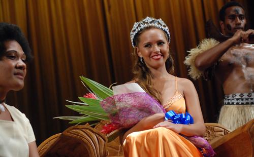 Miss World Fiji 2012 Torika Watters