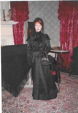 Victorian Funeral Reenactment