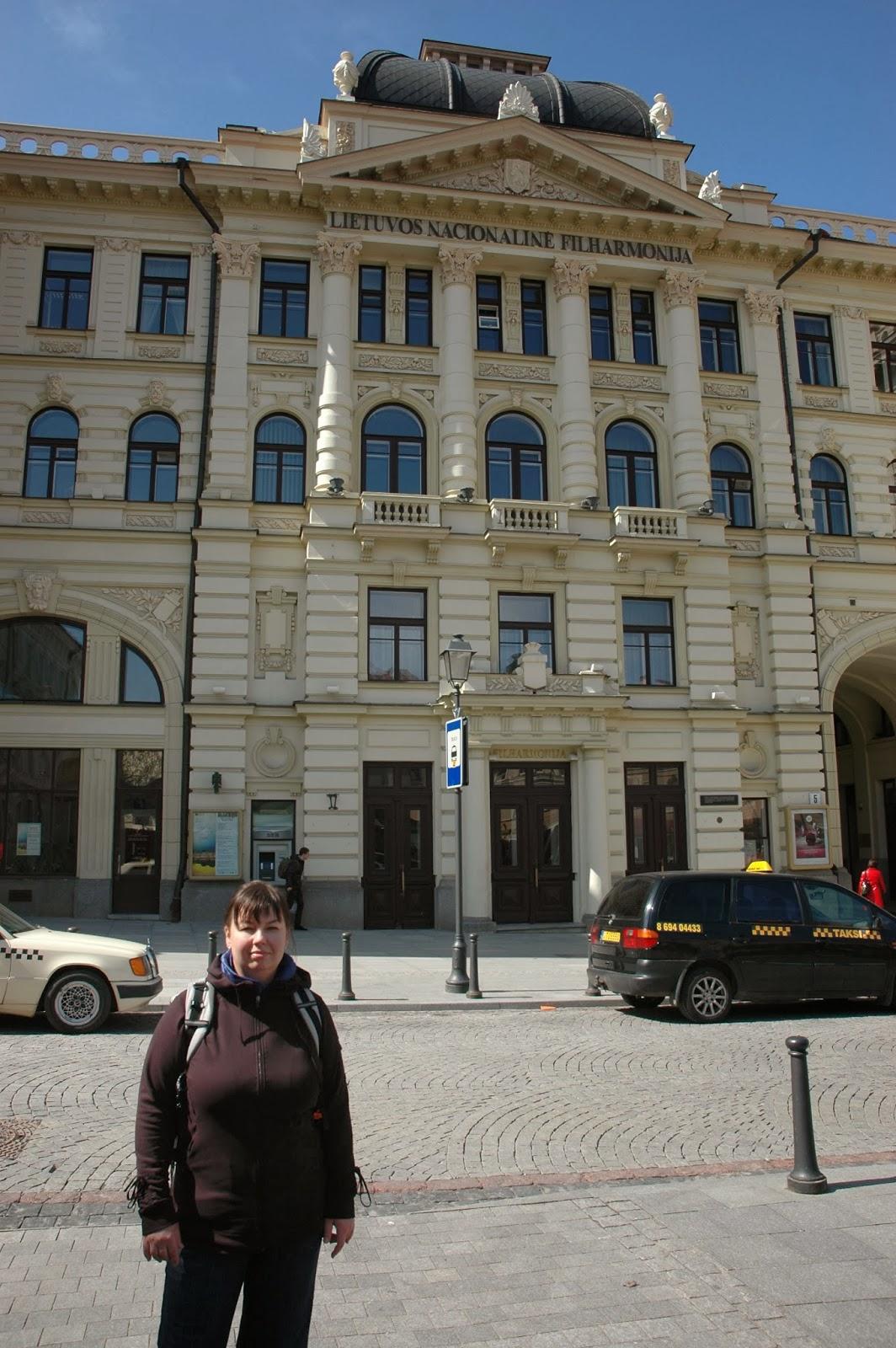 Filharmonia Narodowa w Wilnie