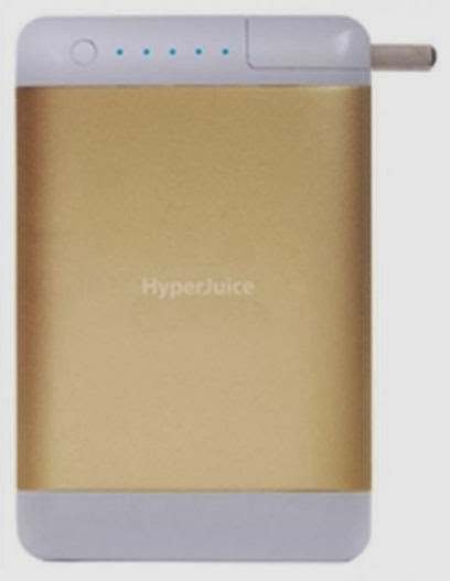 Harga HyperJuice Plug Power Bank - 15600 mAh