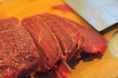 (Bò Nướng Sả) - Grilled Beef with Lemongrass