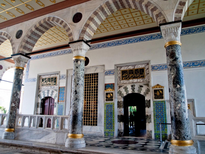 Interior de Topkapi
