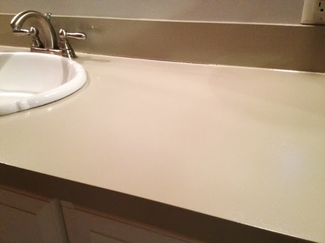 Countertop Coating : ... Loves Home Design : Diy Monday- rustoleum countertop paint project