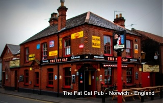 The Fat Cat Pub