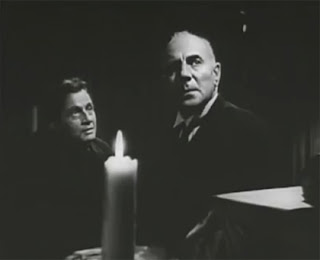 Dwight Frye as Zolarr and George Zucco as Elwyn