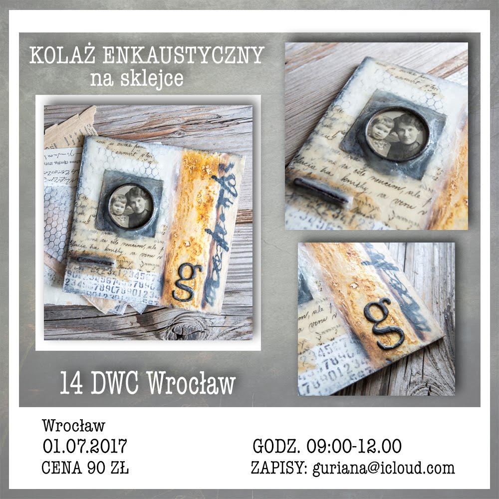 warsztaty na 14 DWC we Wrocławiu