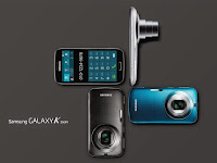 Pengen Punya Kamera Digital dan Smartphone? Samsung Galaxy K Zoom Aja!