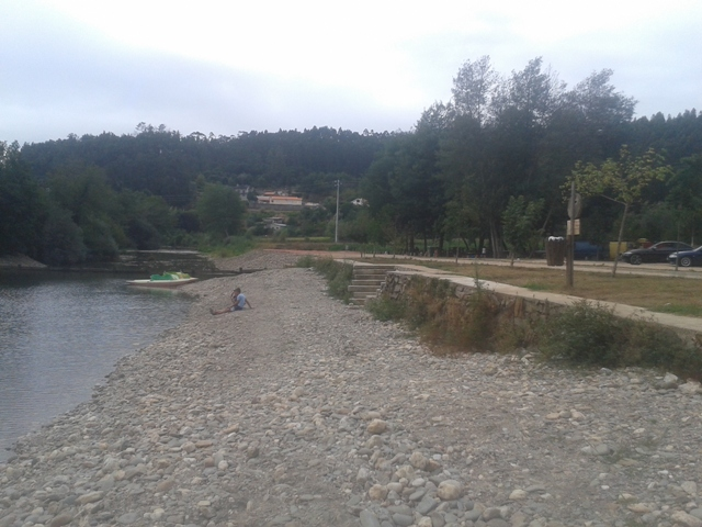 Praia Fluvial de Bolfiar