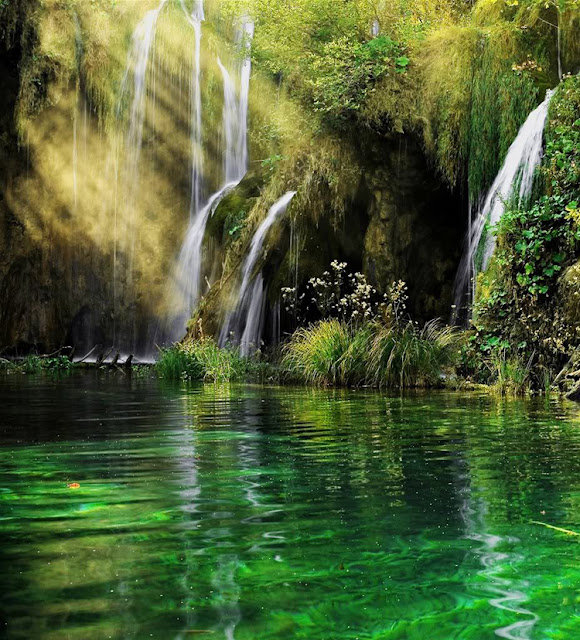 Plitvice Lakes National Park - Croatia