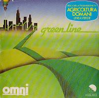Omni - Green Line (7\'\',Vinyl) (1980)
