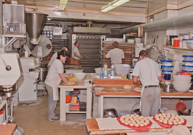 Foodfotografie beim Bäckermeister