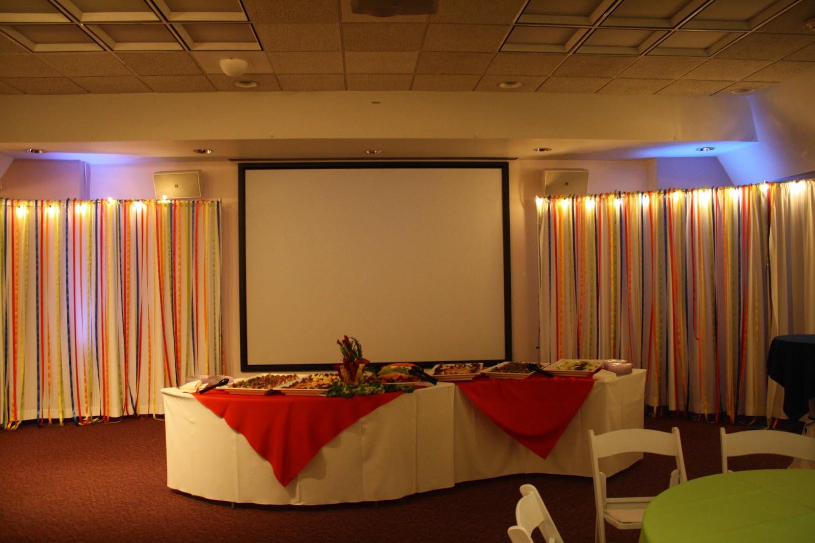 De Lighted Custom Fabric Backdrops Weddings Amp Events