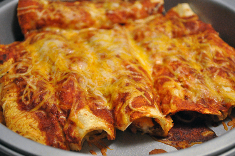 Without a doubt , chicken enchiladas are my guilty pleasure. I have a ...
