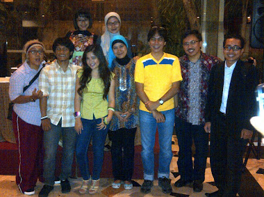 "Kak Zepe With Kak Nunu, Tasya Kamila, Dan Mr. Putut, Mizan Prod Team, and Dian Comm in ""Children So"