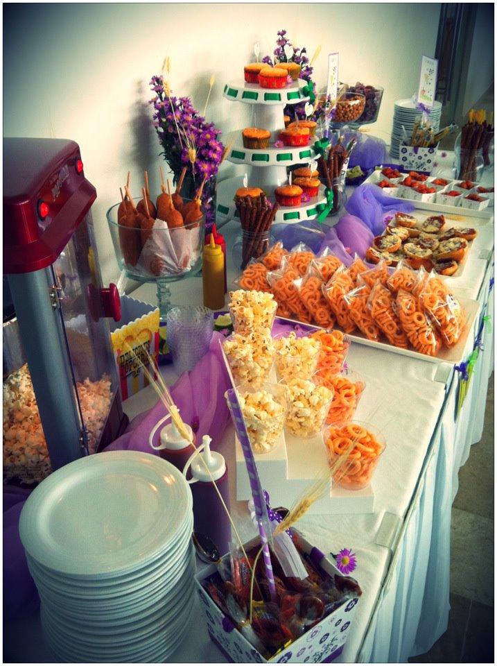 Mesas de dulces en cancun mesa de dulces y salados for Como decorar mesa de postres para baby shower