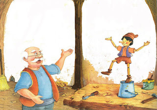 Cerita Anak Pinokio