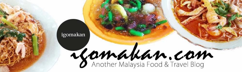 Malaysia Food Blog, Kuching Based