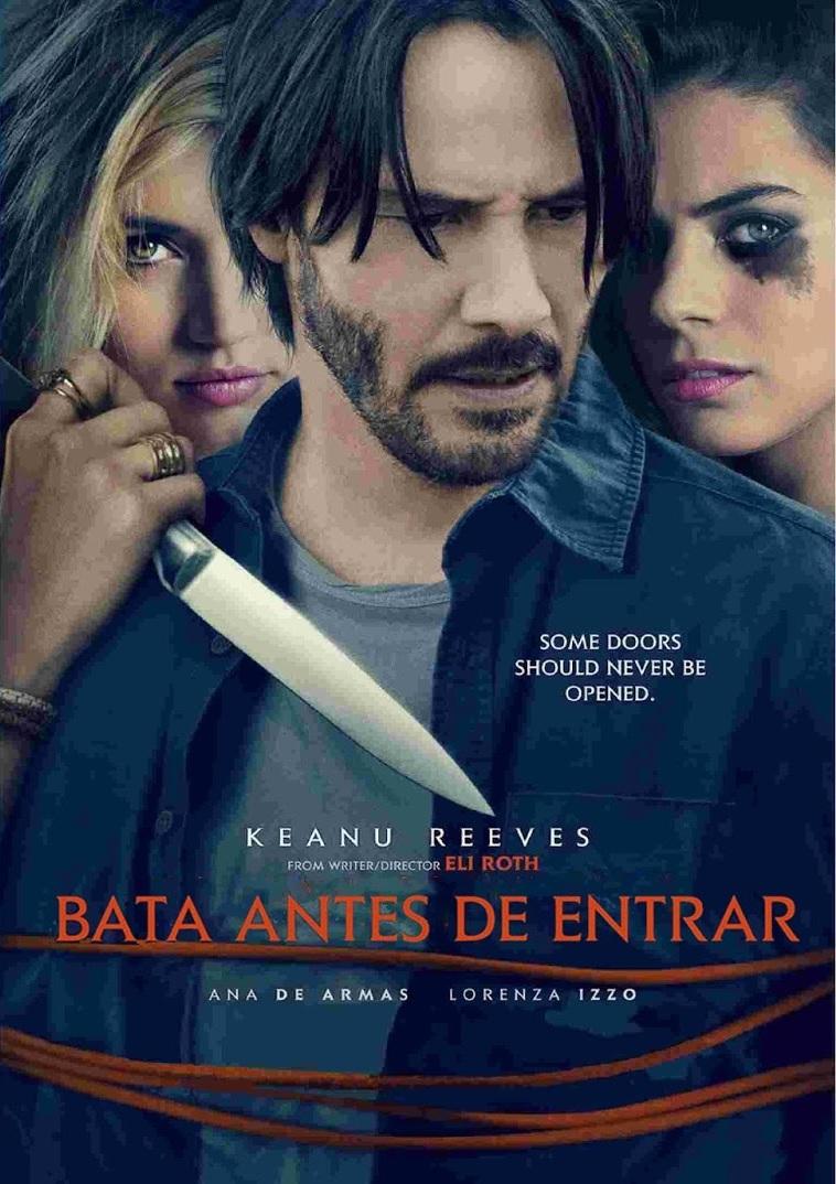 Bata Antes de Entrar – Legendado (2015)