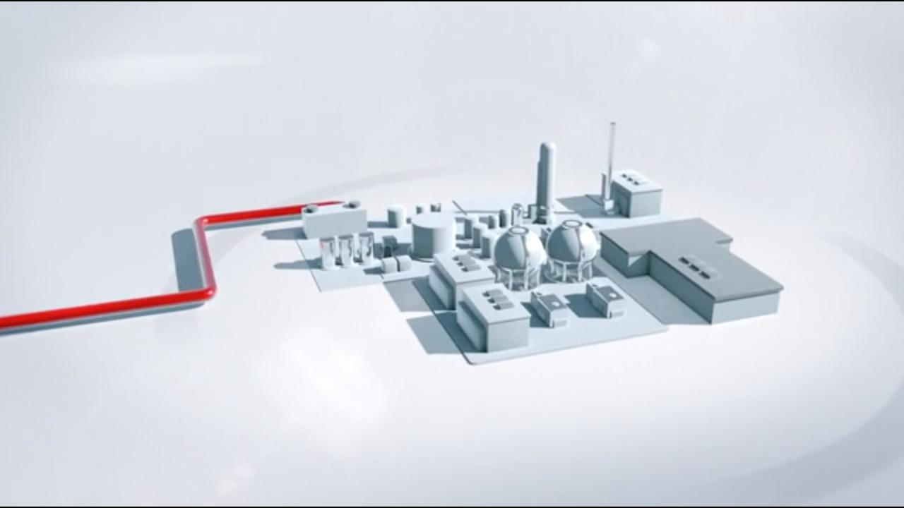 Die Werbung für die Audi E-Fuels die Henning Ricke für Kropac Media als 3D Animation umgesetzt hat hat den Qstar Preis gewonnen
