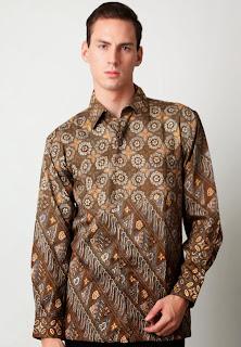 Foto Baju Koko Batik Danar Hadi
