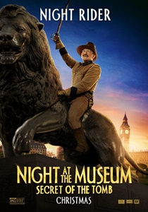 Night at the Museum 3 Poster 4