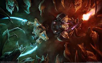 #24 Starcraft Wallpaper