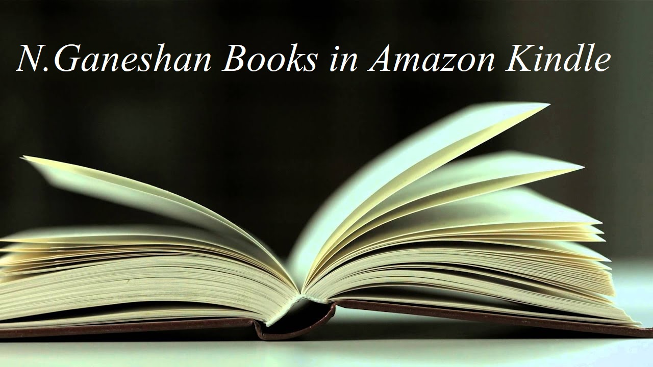 My Books in Amazon Kindle
