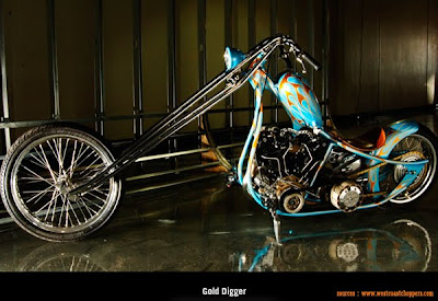 West coast choppers clothing store